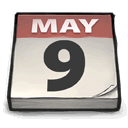 Calendar DarkSlateGray icon