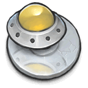 Cd, Alien Silver icon