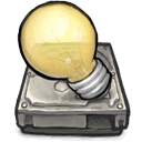 Idea, Bright DarkSlateGray icon
