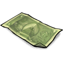 Dollar Gray icon