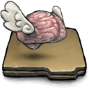 freed, mind DarkSlateGray icon