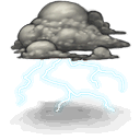 Storm DarkSlateGray icon