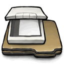 Scanner DarkSlateGray icon