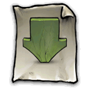 File, incomplete DarkOliveGreen icon