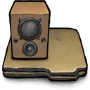 speakerboxes DimGray icon