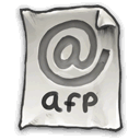 Afp, should, open, everyhting, location, Source DarkSlateGray icon