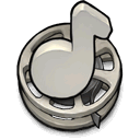 pick, it, with, to, what, player, stick, Be, And, media, try, too, Many, type Silver icon