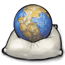 high, noon, from, represent, midnight Silver icon
