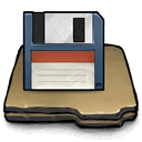 removeable, media, deprecated, storage Icon