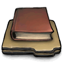 Book DarkSlateGray icon