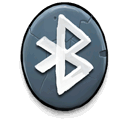 Bluetooth DimGray icon