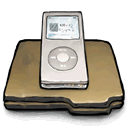 ipods DarkSlateGray icon