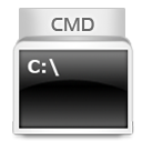 cmd DarkSlateGray icon