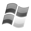 window Black icon