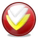 Flashget Maroon icon