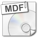 Mdf WhiteSmoke icon