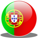 Portugal Red icon