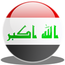 Iraq DarkSlateGray icon