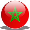 morocco Red icon