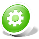 Configure, config, webdev, preference, configuration, Setting, option LimeGreen icon