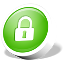 webdev, security LimeGreen icon