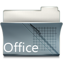 office DimGray icon