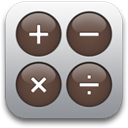 Calc, calculation, calculator DarkOliveGreen icon