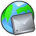 mail, Letter, Message, Email, envelop LimeGreen icon
