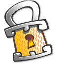 Encrypted Black icon