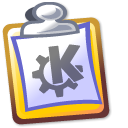 klipper Black icon