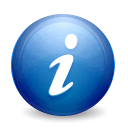 about, Get, Information, Info SteelBlue icon