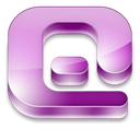 Entourage Plum icon