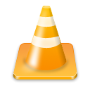 Vlc SandyBrown icon