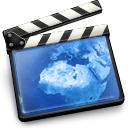 Imovie Black icon