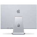 prev, previous, screen, Display, monitor, Left, cinema, Computer, Backward, Arrow, Apple, Back LightGray icon
