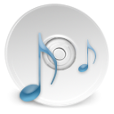 itunes Gainsboro icon
