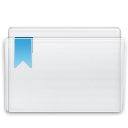 Folder, Alt, Favorite Lavender icon