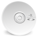 disc, Device, save, Disk, Cd WhiteSmoke icon