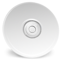Cd, disc, Disk, save WhiteSmoke icon