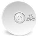 Device, Dvd, disc WhiteSmoke icon