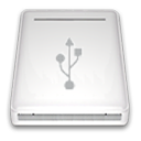 Device, Usb Gainsboro icon