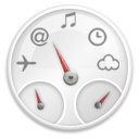 Dashboard WhiteSmoke icon