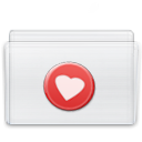 Favorite, Folder Lavender icon