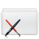 Application, Folder Lavender icon