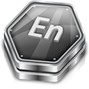 adobe, Encore DarkSlateGray icon