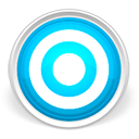 Circle, round LightGray icon