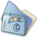 pic, image, Folder, picture, photo LightSteelBlue icon