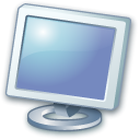 Computer DarkSlateGray icon