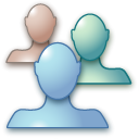 workgroup Black icon