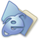 Active, Cache LightSlateGray icon